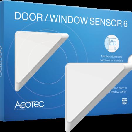 Aeotec dør/vindu sensor
