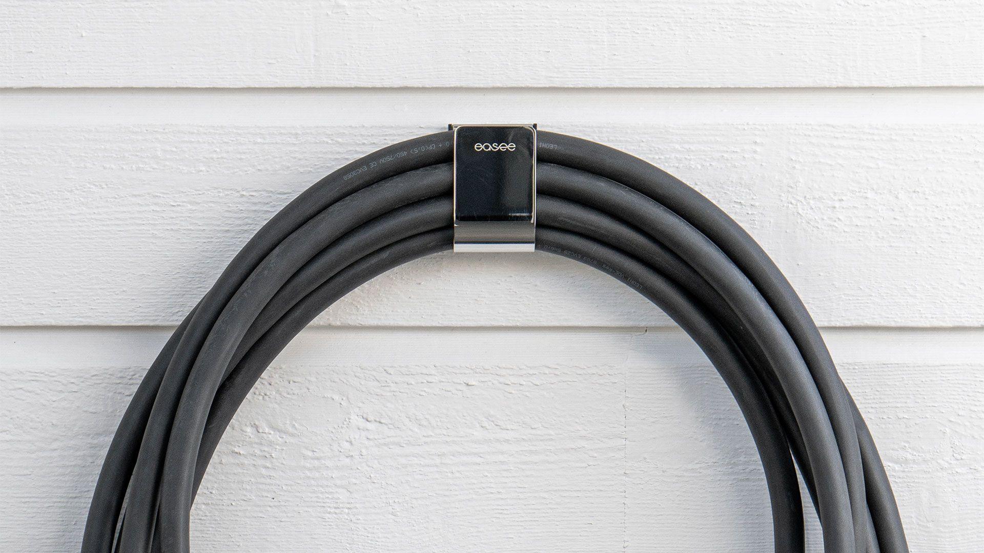 Easee — Kabelholder kabeloppheng til ladekabel